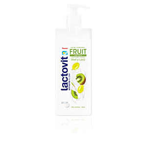 Body moisturiser LACTOVIT FRUIT ANTIOX leche corporal Lactovit