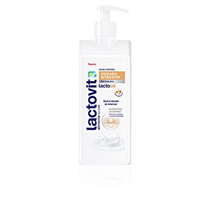 Body moisturiser LACTO-OIL cuidado noche leche corporal Lactovit
