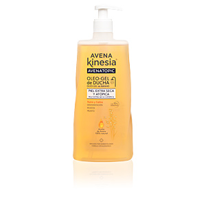 Shower gel AVENA TOPIC oleo-gel de ducha 100% natural Avena Kinesia