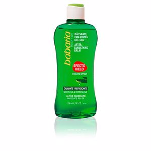 Babaria, SOLAR ALOE VERA AFTER SUN gel efecto hielo 200 ml