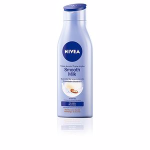 Idratante corpo TRIPLE ACCIÓN smooth body milk Nivea