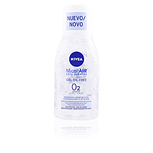 Struccante MICELL-AIR gel eye make up remover Nivea