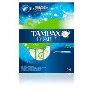 Tampons TAMPAX PEARL super tampon Tampax