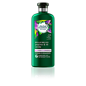 Shiny hair products BIO BRILLO acondicionador detox 0% Herbal Essences