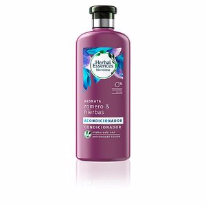 Hair repair conditioner BIO HIDRATA ROMERO acondicionador detox 0% Herbal Essences