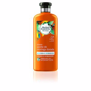 Balsamo anti-crespo BIO SUAVE acondicionador detox 0% Herbal Essences