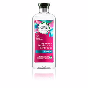 Shampoo purificante BIO PURIFICANTE champú detox 0% Herbal Essences
