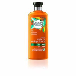 Anti frizz shampoo BIO SUAVE champú detox 0% Herbal Essences