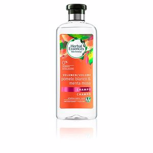 Champú volumen BIO VOLUMEN champú detox 0% Herbal Essences