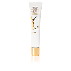 TOP SECRETS all-in-one bb cream SPF25 #clair