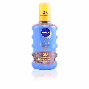 Corporales SUN PROTEGE & BRONCEA aceite seco SPF20 spray Nivea