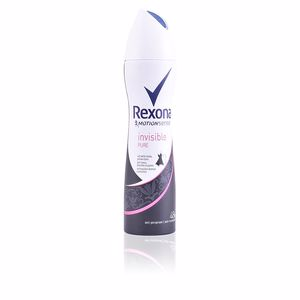 Desodorante INVISIBLE PURE anti-perspirant spray Rexona