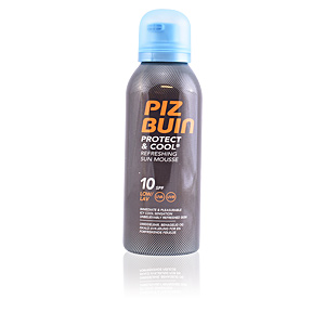Body PROTECT & COOL sun mousse SPF10 Piz Buin
