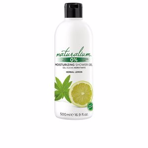 Bagno schiuma HERBAL LEMON gel de ducha hidratante Naturalium