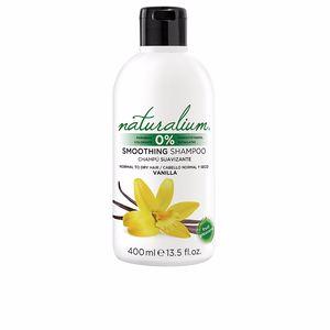 Champú hidratante VAINILLA smoothing shampoo Naturalium