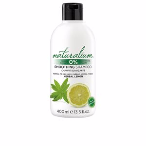 Moisturizing shampoo HERBAL LEMON smoothing shampoo Naturalium