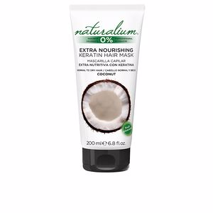 Keratin Maske COCONUT hair mask Naturalium