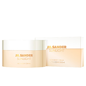 Hidratante corporal SUNLIGHT rich body cream Jil Sander