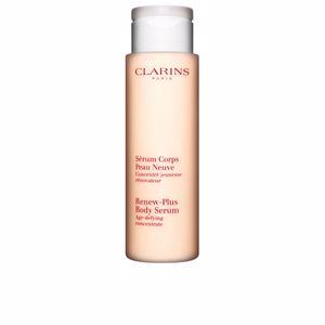 Body firming  SERUM CORPS peau neuve Clarins