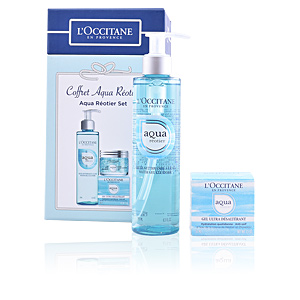 Bath Gift Sets AQUA RÉOTIER GEL L'Occitane