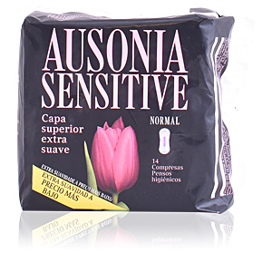 Compresses AUSONIA SENSITIVE compresas normal Ausonia