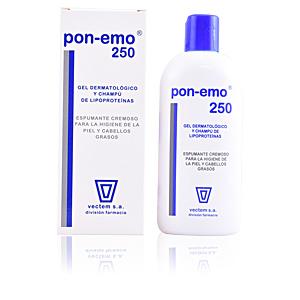Gel de baño PON-EMO 250 gel dermatológico y champú de lipoproteínas Xhekpon