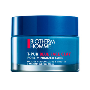 Acne Treatment Cream & blackhead removal T-PUR skin renewal peeling Biotherm