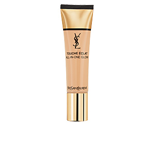 Foundation makeup TOUCHE ÉCLAT all-in-one glow tinted moisturizer Yves Saint Laurent
