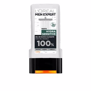 Shower gel MEN EXPERT HYDRA SENSITIVE gel de ducha calmante L'Oréal París