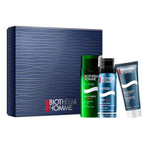 Anti aging cream & anti wrinkle treatment HOMME AGE FITNESS SET Biotherm