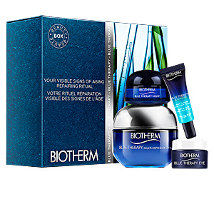 Set de Cosmética BLUE THERAPY MULTI-DEFENDER LOTE Biotherm
