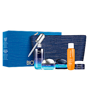 Skincare set BLUE THERAPY ACCELERATED SERUM SET Biotherm