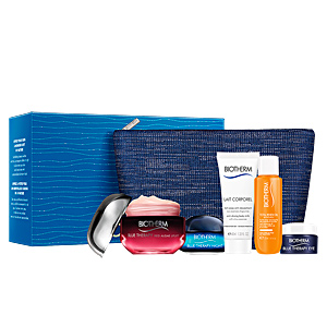 Set cosmética facial BLUE THERAPY RED ALGAE UPLIFT LOTE Biotherm