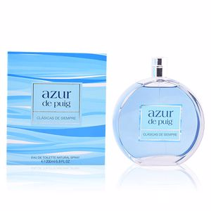 AZUR eau de toilette spray 200 ml