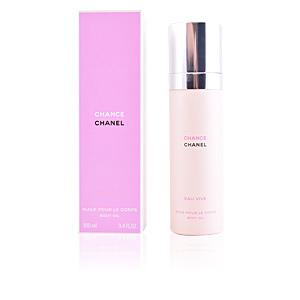 Body moisturiser CHANCE EAU VIVE huile pour le corps Chanel