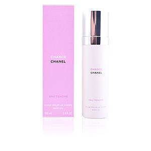 Hidratante corporal CHANCE EAU TENDRE huile pour le corps Chanel