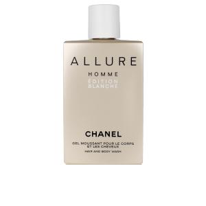 Jabón perfumado - Gel de baño ALLURE HOMME ÉDITION BLANCHE gel mousse Chanel