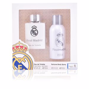 Sporting Brands REAL MADRID LOTE perfume