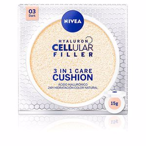 Foundation makeup HYALURON CELLULAR FILLER 3in1 care cushion