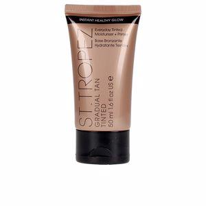 Body GRADUAL TAN TINTED moisturiser + primer St. Tropez