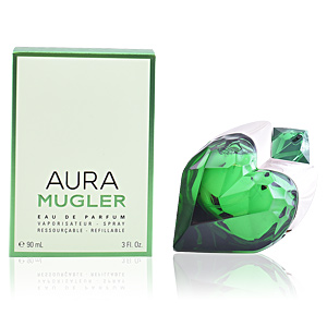 AURA eau de parfum spray refillable 90 ml