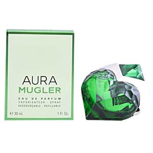 AURA eau de parfum spray refillable 30 ml