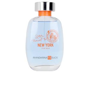 Mandarina Duck LET'S TRAVEL NY MAN  perfume