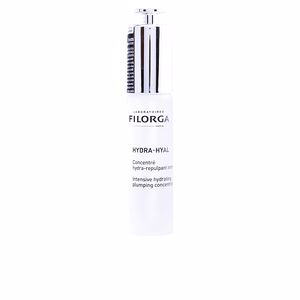 Anti aging cream & anti wrinkle treatment HYDRA-HYAL intensive hydrating plumping concentrate Laboratoires Filorga
