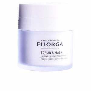 Face mask SCRUB & MASK reoxygenating exfoliating mask Laboratoires Filorga