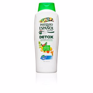 Shower gel DETOX gel de baño hidratante Instituto Español