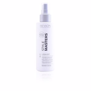 Heat protectant for hair STYLE MASTERS double or nothing lissaver Revlon
