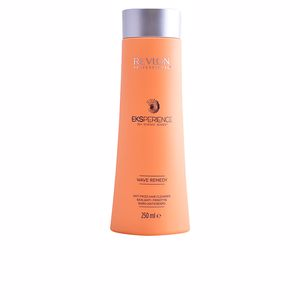 Champú antiencrespamiento EKSPERIENCE WAVE REMEDY  hair cleanser Revlon