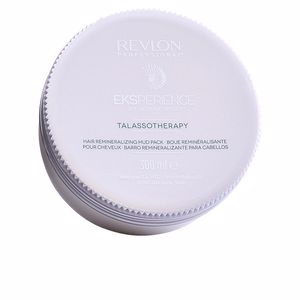 Anti-dandruff treatment EKSPERIENCE TALASSOTHERAPY hair remineralizing mud pack Revlon