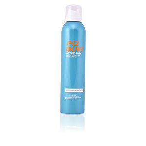 Gezicht AFTER-SUN instant relief mist spray Piz Buin